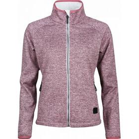 High Colorado PONTE Midlayer Jacket Women rose
